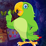Games4King - Find Astrologer Parrot Game