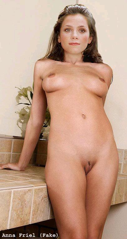 Perfect nude landing strip