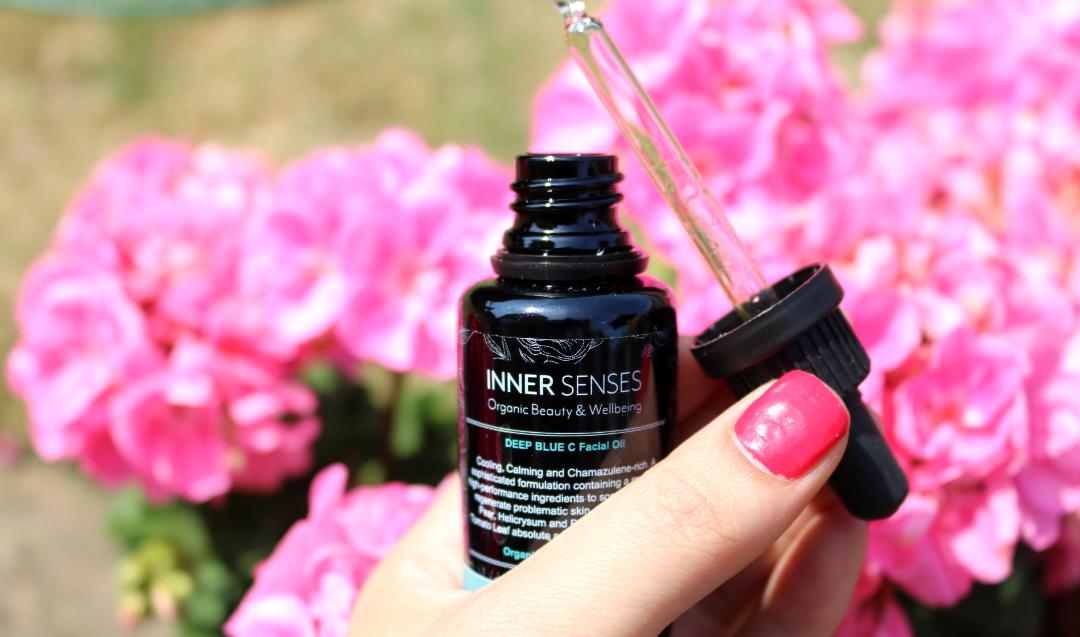 Inner Senses Deep Blue C Facial Oil review