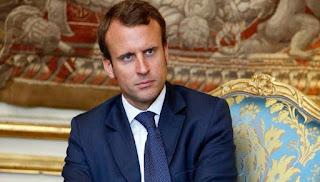 Γαλλία: Απαγορεύθηκε η διακίνηση πληροφοριών που αποδεικνύουν ότι ο Ε.Μακρόν είναι διεφθαρμένος!
