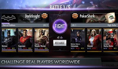 injustice Gods Among Us Apk Mod 4
