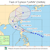 LawinPH: Signal number 1 hoisted over CNorte, CSur, Catanduanes