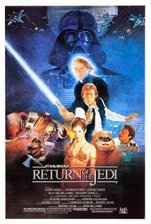 La guerra de las galaxias. Episodio VI: El retorno del Jedi <br><span class='font12 dBlock'><i>(Star Wars. Episode VI: Return of the Jedi )</i></span>