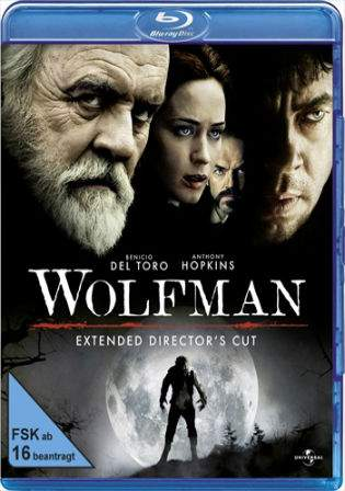 The Wolfman 2010 BluRay 300Mb Hindi Dubbed Dual Audio 480p Watch Online Full Movie Download bolly4u