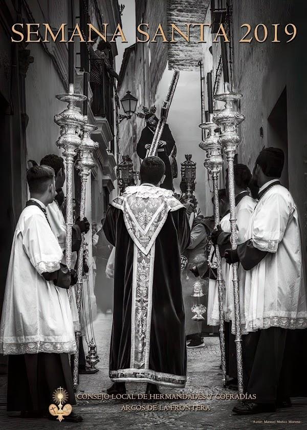 Horarios e Itinerarios Semana Santa Arcos de la Frontera (Cádiz) 2020