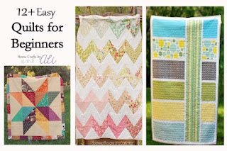 Easy Quilts for Beginners at Sewing