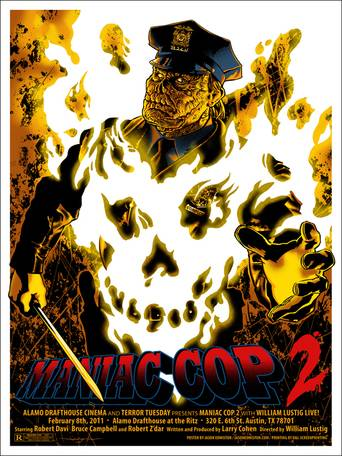Maniac Cop 2 (1990) ταινιες online seires oipeirates greek subs