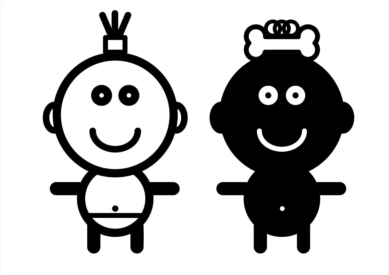 Черно Белые Картинки Для Малышей - stranasporta