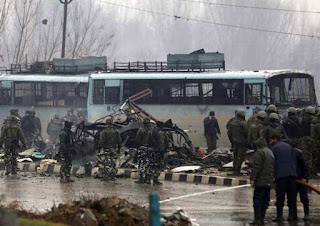 14th February 2019 - BLACK DAY FOR INDIA - Pulwama Attack