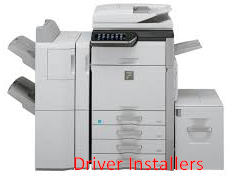 Sharp MX-5110N Driver Download and Installers