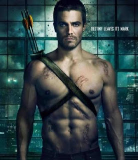 Stephen Amell arrow workout