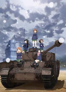 تقرير فيلم البنات والبانزر: الفصل الأخير الجزء الثالث Girls & Panzer: Saishuushou Part 3