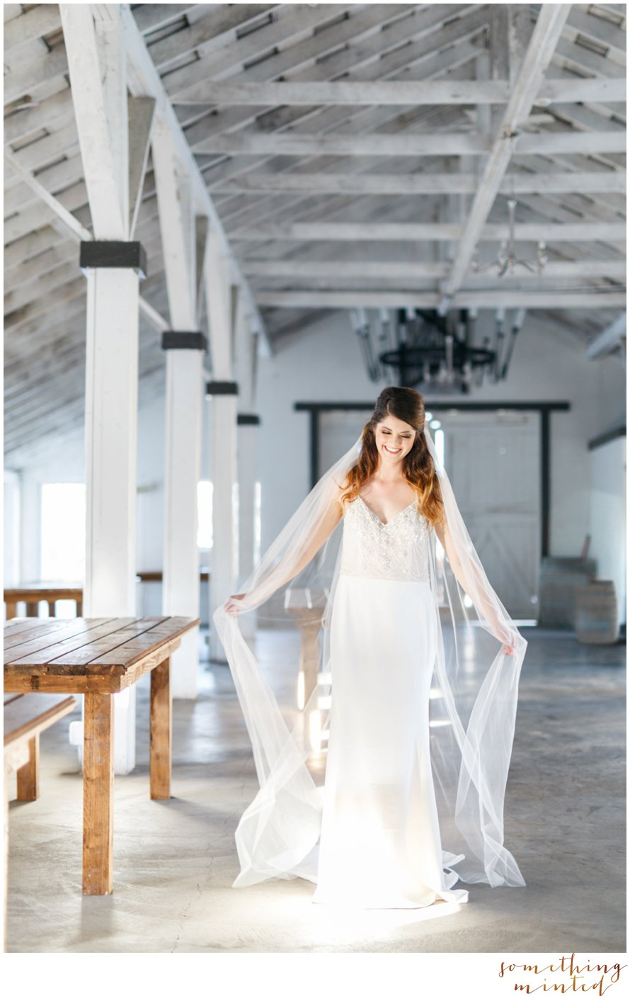 Fun Bridal Portraits by Snohomish Wedding Photographer Something Minted Photography