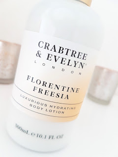 Crabtree & Evelyn Florentine Freesia Body Lotion