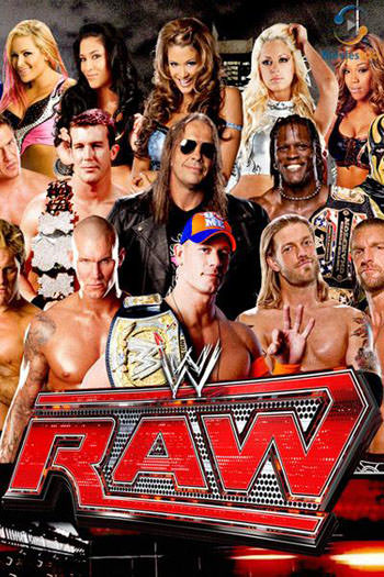 WWE Monday Night Raw 2018