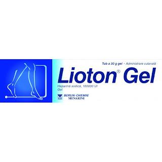 Lioton gel -comanda online aici