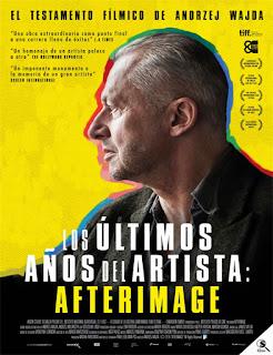 Powidoki (Los últimos años del artista: Afterimage) (2016)