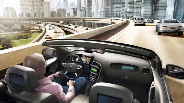 MediaTek car processors - self-driving cars