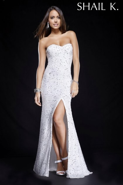 2333c4628f0 Prom Dresses by french novelty  February 2014