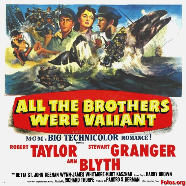 All the Brothers Were Valiant movieloversreviews.filminspector.com
