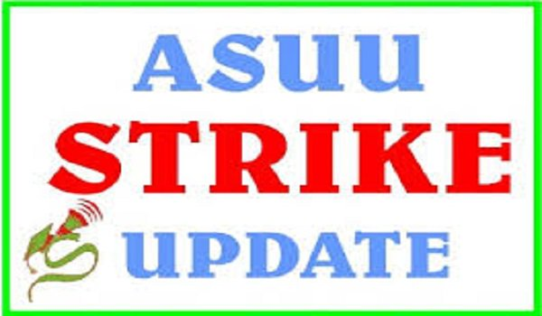 ASUU STRIKE UPDATES