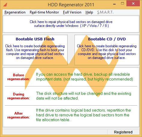 Download HDD Regenerator 1.71 Full Ph n m m Fix L i HDD t t nh t