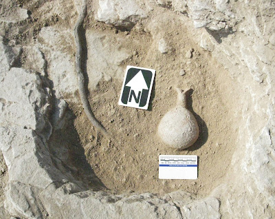 Λήξη ανασκαφών στη θέση Ερήμη-Λαόνιν του Πόρακου