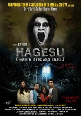 Poster Film Hagesu