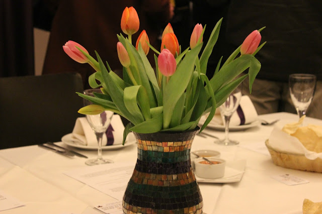 A picture of Spring Tulips