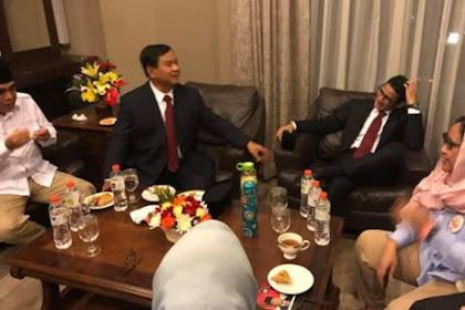 Jokowi Serang Gerindra, Prabowo Tak Mau Membalas: Saya Nggak Tega, Kasihan!