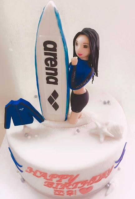 Tzuyu Poses With Her Birthday Cake Daily K Pop News