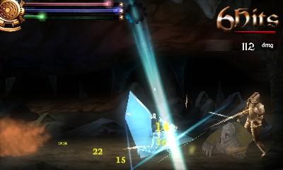 AeternoBlade screenshot 3