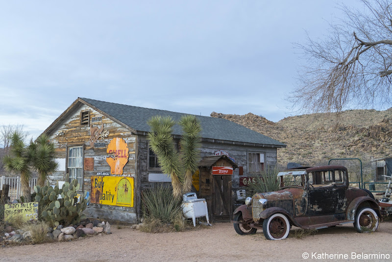 Hackberry General Store Arizona Route 66 90th Anniversary Road Trip