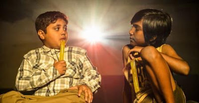 Kings of Mulberry Street: Aaqil Hoosen (12) as Ticky Chetty, and Shaan Nathoo (9) as Baboo Harold Singh in the lead roles