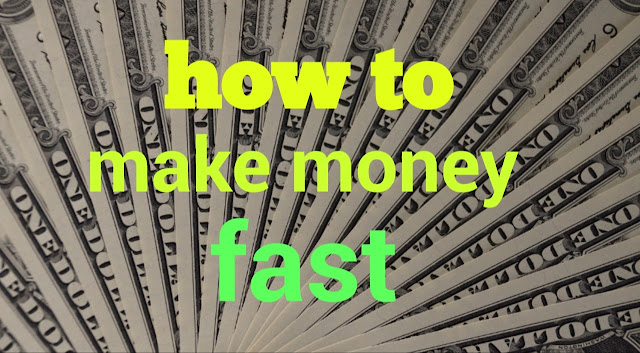 how to make money fast.this is techosman's properties
