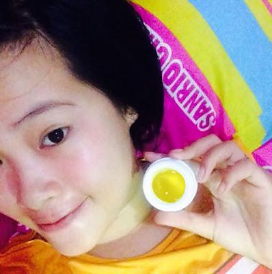 Testimoni Hasil Pemakaian Cream Arbutin Kojic Jelly Whitening Kuning