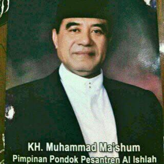 Kh. Muhammad Ma'shum Sang Pendiri Pondok Pesantren Al-Ishlah Bondowoso