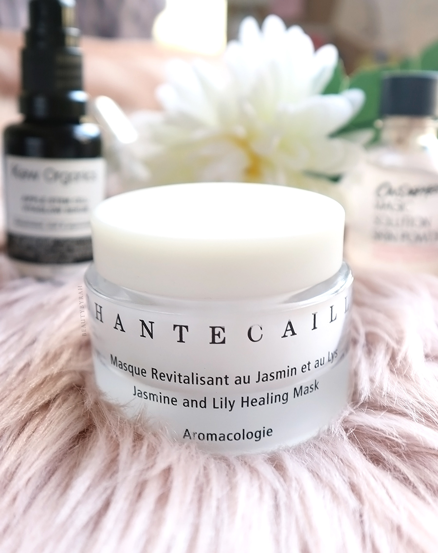 Chantecaille Jasmine and Lily Healing Mask review