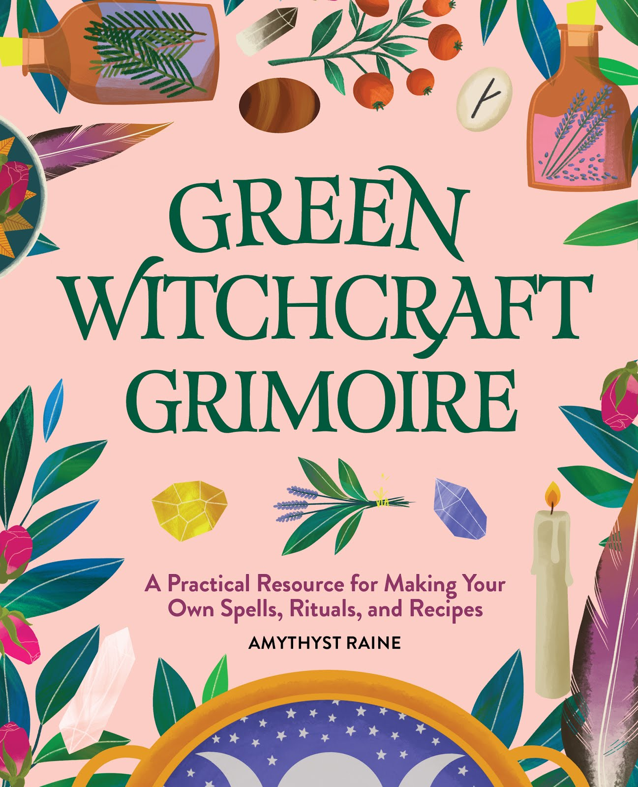 Green Witchcraft Grimoire