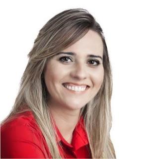 Elayne de Dedé é reeleita com 50,20% dos votos, em Malhador