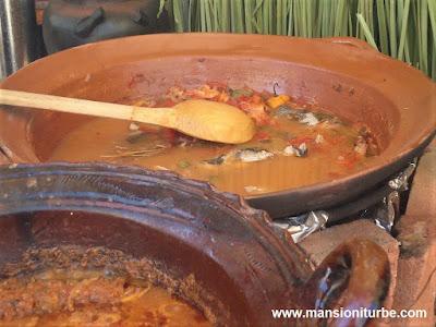 Cocina Tradicional del Lago de Pátzcuaro: Caldo de Pescado