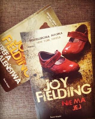 Nie ma jej - Joy Fielding