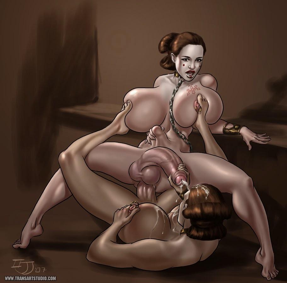 Kinky Jimmy Shemale Hentai - Mega Porn Pics-1208