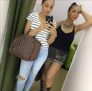 Tboss and her sister