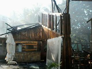 Incêndio em hotel de Ilhéus