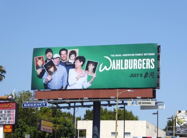 Wahlburgers season 6 billboard