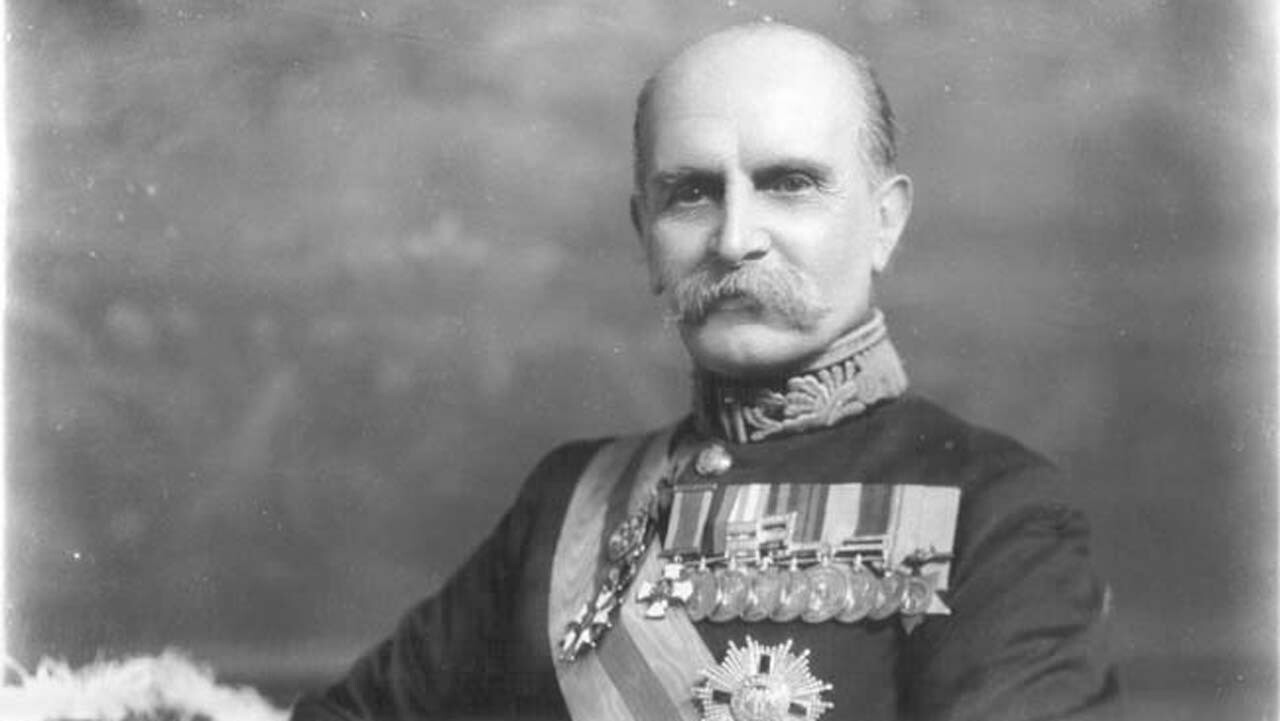 Sir fredrick Lugard in Nigeria