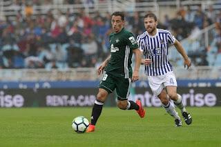 Watch Real Betis vs Real Sociedad live Streaming Today 02-12-2018 Spain Primera Division