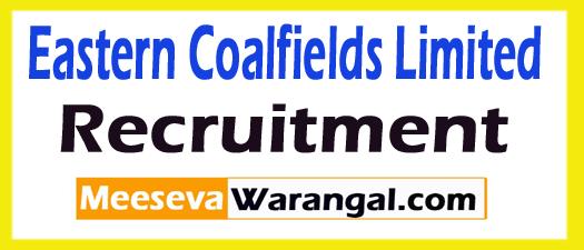 Eastern Coalfields Limited ECL Recruitment