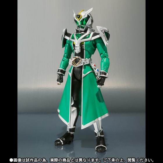 Irsyad's Way: S.H.Figuarts Kamen Rider Wizard Hurricane